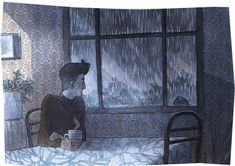 Animated gif - Under the Rain