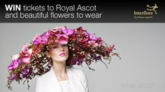 Like Interflora- the Flower Experts on Facebook for a chance to win! Win Tickets, Royal Ascot, New Pins, Ladies Day, Birthday Wishes, Beautiful Flowers, Competition, Facebook, Decor Ideas