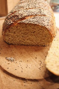 Low Carb Bread, High Protein, Lchf, Breads, Food And Drink, Gluten Free, Snacks, Bread Rolls, Glutenfree
