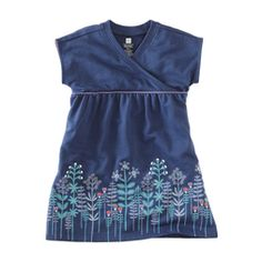 my absolute favourite. So beautiful color and wonderful print.  Available at teacollection.com. #teacollection