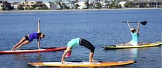 SUP Yoga.. next on the to do list