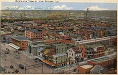 new orleans southern railway terminal - Google Search