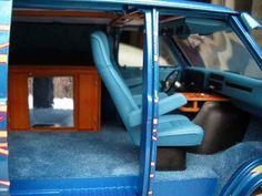 Chevrolet Van 1974 Highway 61 modellauto 1/18 - Kaufen/Verkauf modellauto - Online-modellautos.de