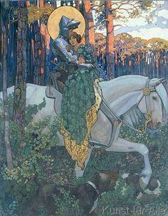 Maximilian Liebenwein - The Legend of Saint George: The Rescue