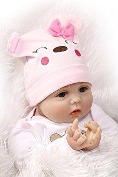 Nkol Reborn Dolls Lifelike Newborn Realistic Baby Toddlers (corpo in cotone, magnetico bocca) 55,9 cm 55 cm lovely rosa vestiti dei bambini giocattoli simulazione: Amazon.it: Casa e cucina