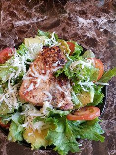 My Salmon Salad