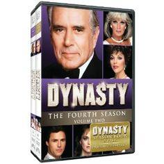 Dynasty: Season Four Vol. 1 & 2 (DVD)  http://ruskinmls.com/pinterestamz.php?p=B002VJ05EO  B002VJ05EO