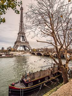 Paris in Autumn | Flickr - Photo Sharing!
