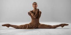 Misty Copeland: an amazing dancer. She worked through a storm and never lost site of her goal. Now she is the first African-American principal dancer with ABT.  You go girl!