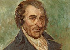 Thomas Paine Male Champions Of Women's Rights Thomas Paine, Oil On Canvas, Canvas Prints, Custom Posters, Artwork Design, Gloss Matte, Art Reproductions, Digital Prints, Original Artwork