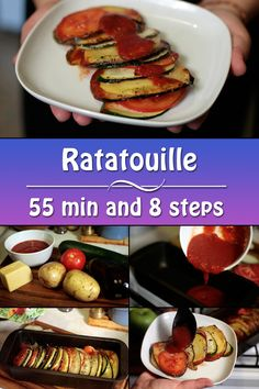 Ratatouille is an ancient French meal, that everybody is acquainted with thanks to the cartoon holding the same name.