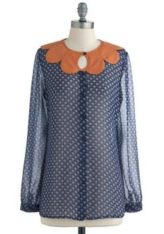 Designlovefest Top, #ModCloth