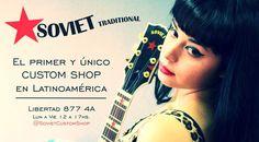 #MelinaCardenes #SovietCustomShop #GuitarrasSoviet #SovietGuitar