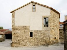 Dom arquitectura restores a historic building in A Coruña