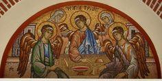 Αυτή ειναι η προσευχή που ΠΡΕΠΕΙ να διαβάζεται καθημερινά απο τους Χριστιανούς | ΑΡΧΑΓΓΕΛΟΣ ΜΙΧΑΗΛ Byzantine, Mosaic Art, My Works, Prayers, Painting, Temples, Painting Art, Temple, Paintings