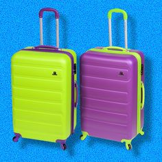7313ab954 COLECCIÓN VARADERO Lo último en equipaje!! Nueva línea de valijas con  espectaculares colores.
