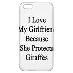 >>>Order          I Love My Girlfriend Because She Protects Giraffes Case For iPhone 5C           I Love My Girlfriend Because She Protects Giraffes Case For iPhone 5C Yes I can say you are on right site we just collected best shopping store that haveReview          I Love My Girlfriend Bec...Cleck Hot Deals >>> http://www.zazzle.com/i_love_my_girlfriend_because_she_protects_giraffes_iphone_case-256043078617434505?rf=238627982471231924&zbar=1&tc=terrest