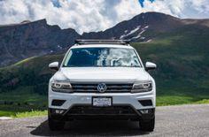 Go further in the 2018 Volkswagen Tiguan