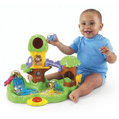 Fisher Price Roll a Round Jungle Friends >>> Visit the image link more details.