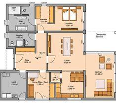Bungalow Select Floorplan 1
