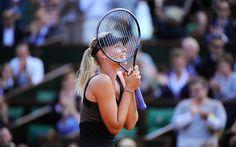 Maria - 2012 Roland Garros