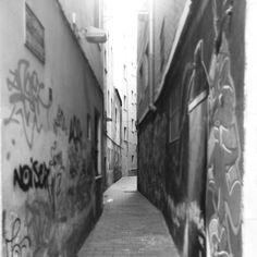 #Calle Gilabert en el barrio del Carmen, #Murcia   Gilabert #street in barrio del Carmen, Murcia #urban #city  - @miriamsoler- #webstagram