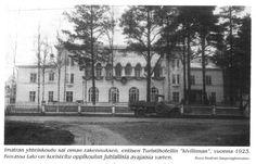 My High School in 1925