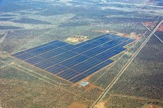Africa's largest solar farm now fully operational - http://www.environment.co.za/?p=54484 - The Jasper solar farm, located near Kimberley in South Africa, is now the continent's largest solar power project. Construction was completed in October, and it is now fully operational (you can read that in the Star Wars emperor's voice). With a rated capacity of 96 megawatts, Jasper will pro...