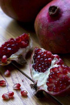 "ceekbee: ""Love pomergranates """