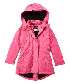 0e085ad8250 Look what I found on Hot Pink Cinch-Waist Coat - Girls. Country Mini ·  Birthday Party Ideas for Little Girls · Reebok Heavyweight 3-In-1 System ...