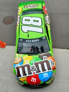 Kyle Busch, Joe Gibbs Racing Toyota                                                                                                                                                                                 More