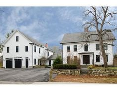 525 Country Way Scituate Ma 02066 Stunning Antique Colonial Completely Renovated In 2007