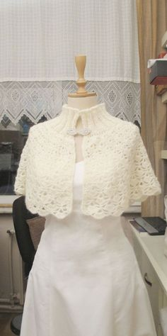 crochet wedding bolero pattern - Căutare Google