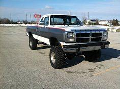 1993 Dodge Ram 2500 Cummins 79,000 Original Miles Mint Condition!!!