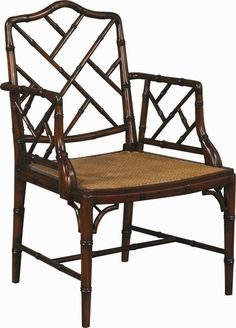 PAST PRODUCT 1980S CHINESE CHIPPENDALE CHAIRS