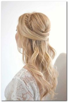 Wedding Hairstyles Half Up And Half Down (9)