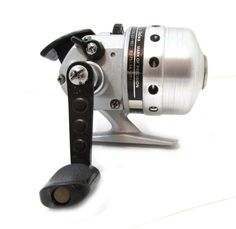 Daiwa 208 RL Silvercast Spincast Fishing Reel by treasuresofodie