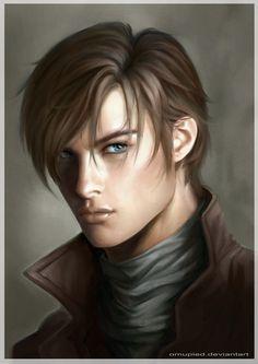 .Character Evan Nathaniel - Celestiais - A Terra dos Anjos - Toques de Anjo e Em Luz & Trevas.
