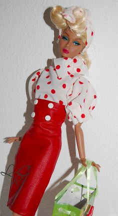 https://flic.kr/p/dVP3ma   Heteroclite collection 2013   Model Poppy Parker Sweet Confection