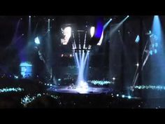 concierto MUSE Madrid mayo 2016 - Isolated System+handler - YouTube