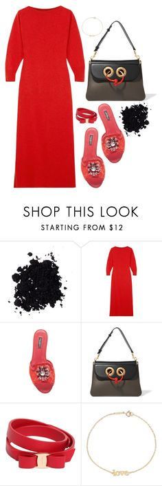 """""""LRD"""" by cherieaustin on Polyvore featuring Isabel Marant, Dolce&Gabbana, J.W. Anderson, Salvatore Ferragamo and Jennifer Meyer Jewelry"""
