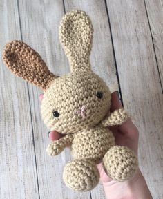Your place to buy and sell all things handmade Little My, Embroidery Thread, Dinosaur Stuffed Animal, Neutral, My Etsy Shop, Bunny, Crochet, Mini, Gifts