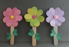 Valentine's Day or springtime craft
