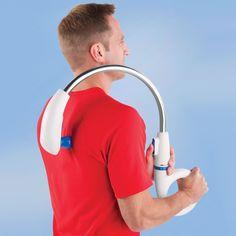 The Ergonomical Back Massager - Hammacher Schlemmer