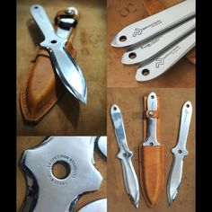 Throwing Knives for Palewai Knives