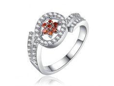 Zásnubný prsteň Stella Rouge