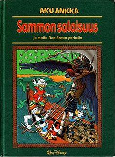 Sammon salaisuus (Don Rosa) - Aku Ankan kauppa Don Rosa, Finland, Donald Duck, Country, Google, Rural Area, Country Music