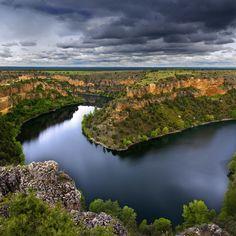Hoces del río Duratón.
