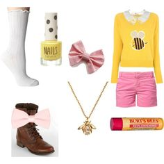 Bee and Puppycat Cosplay by missmonicaellen on Polyvore