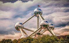 Atomium, Brussels, Belgium by Andrei Robu - RoSonic.photos on 500px